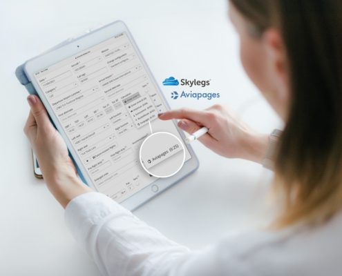 Aviapages calculator in Skylegs